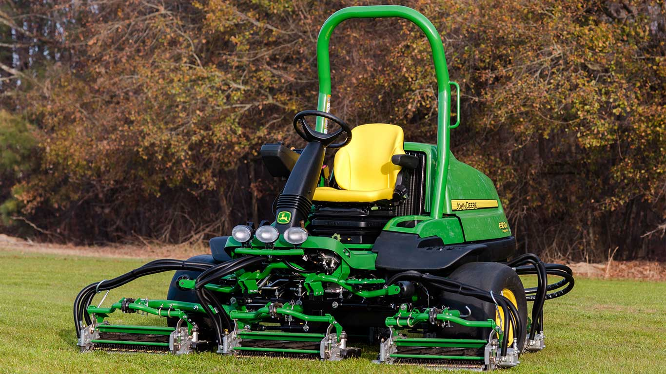 6000A PrecisionCut™ Fairway Mowers