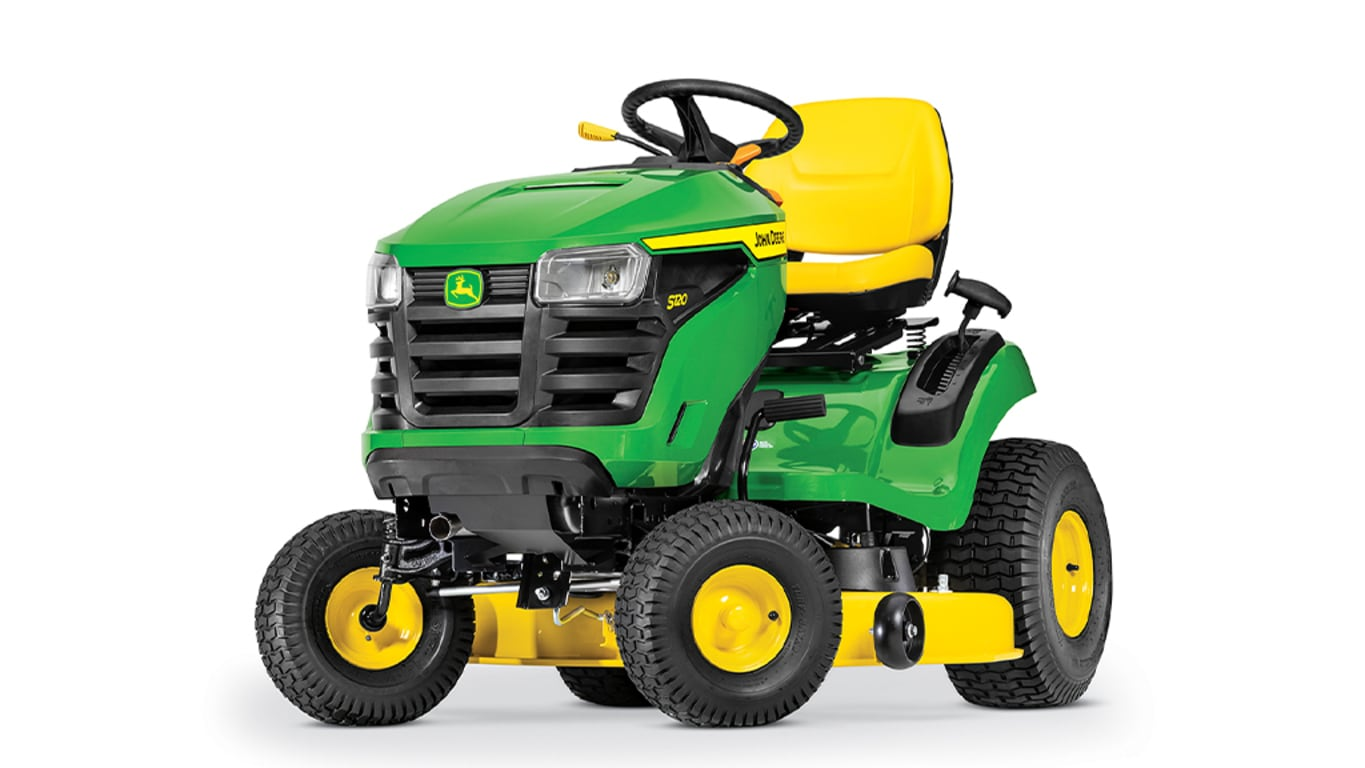 Studio image of S120 Lawn Tractor