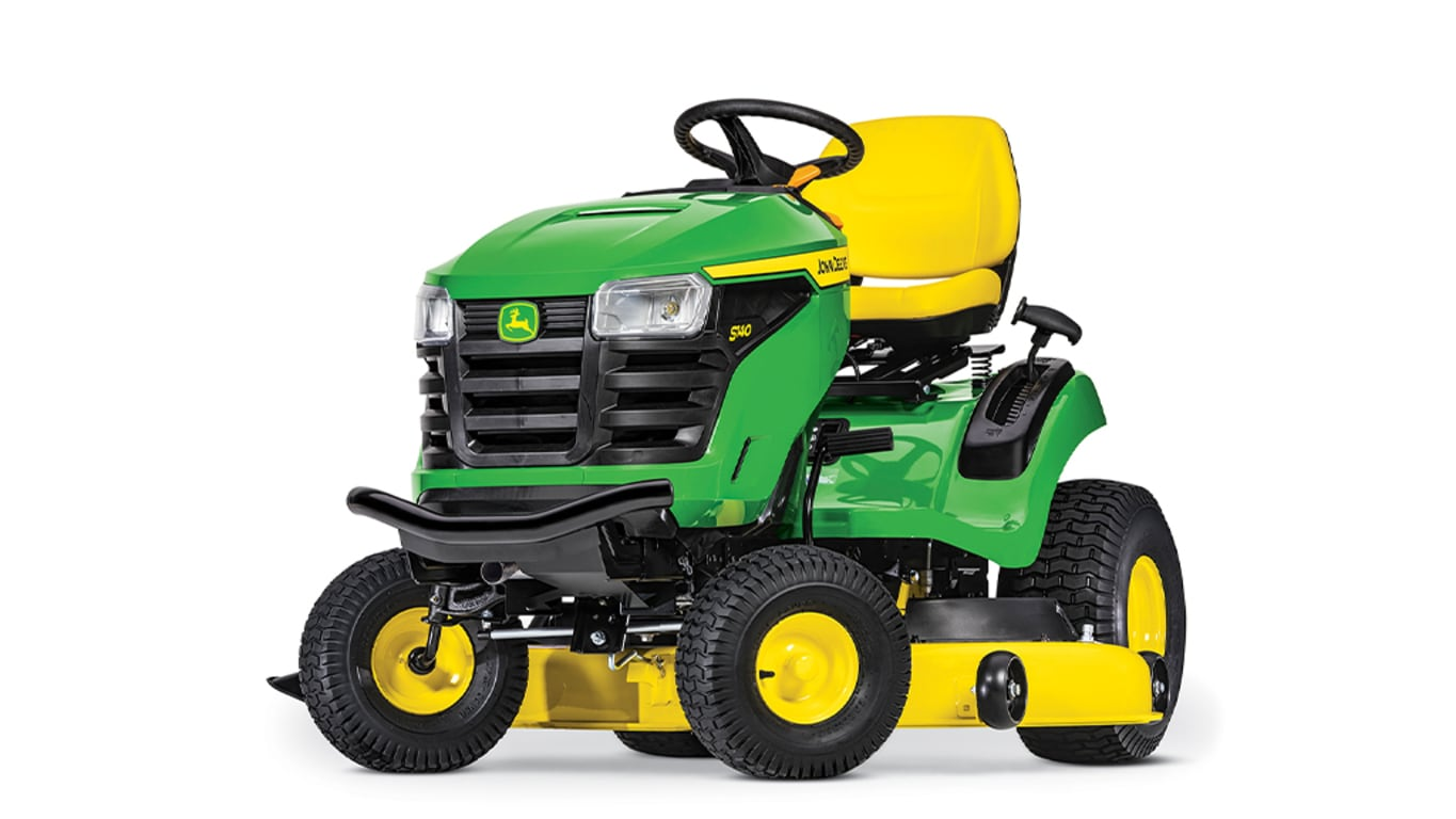 Studio image of S140 Lawn Tractor