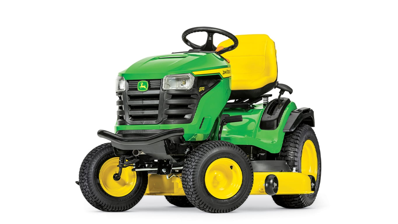 Studio image of S170 Lawn Tractor