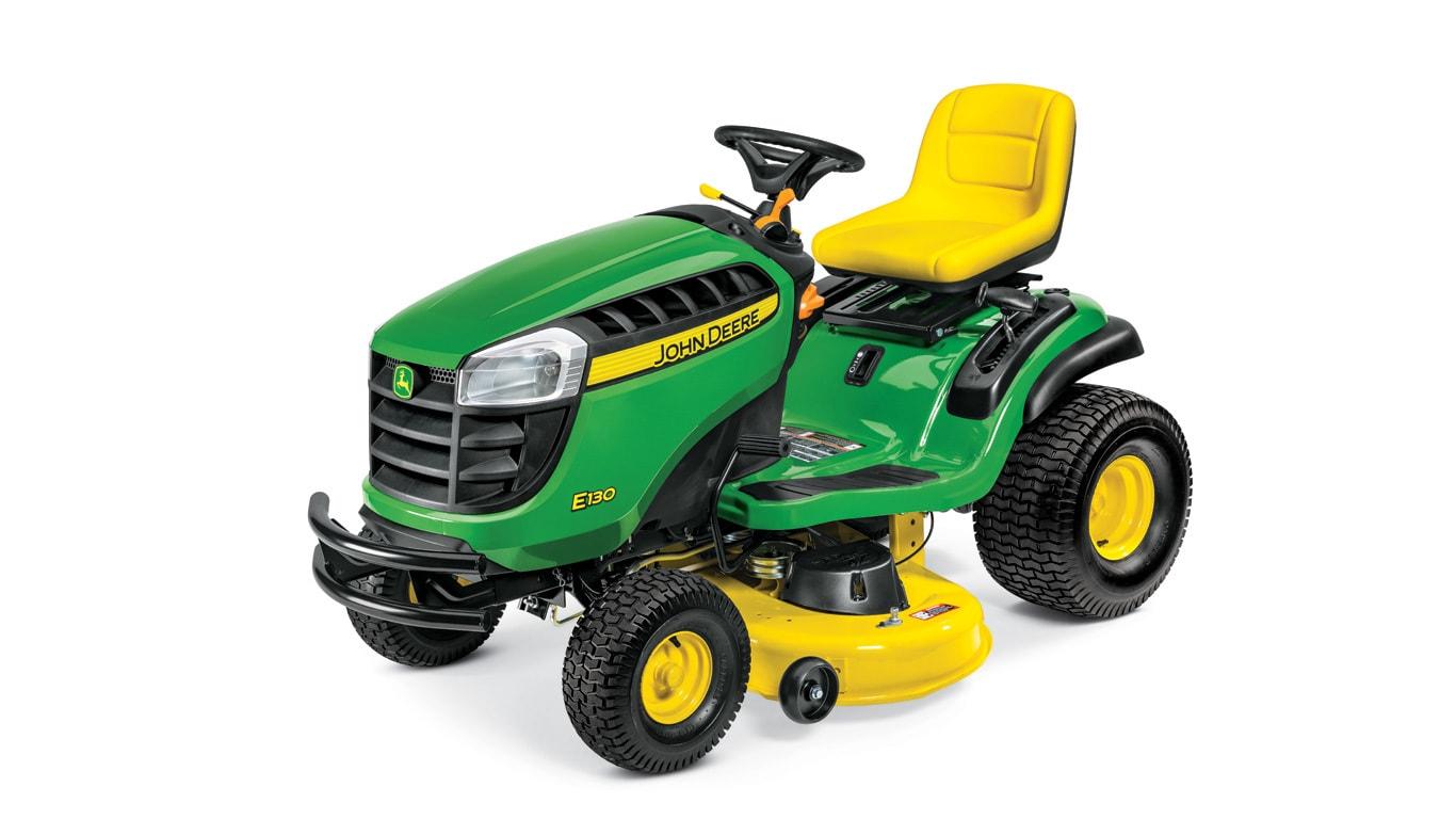 Lawn Tractor E130 22 Hp John Deere Ca Lx280 Wiring Diagram E130lawn