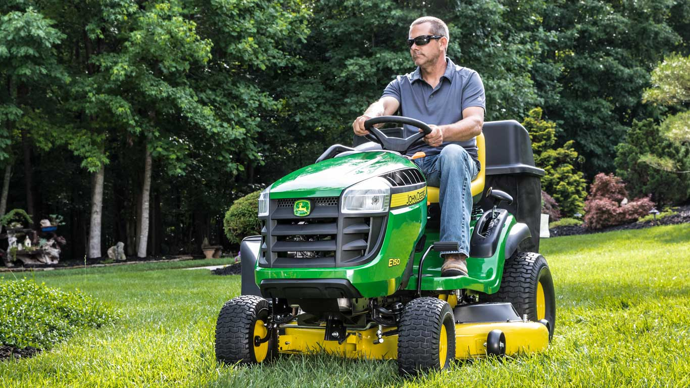 Garden Tractors Product : Lawn garden equipment john deere us