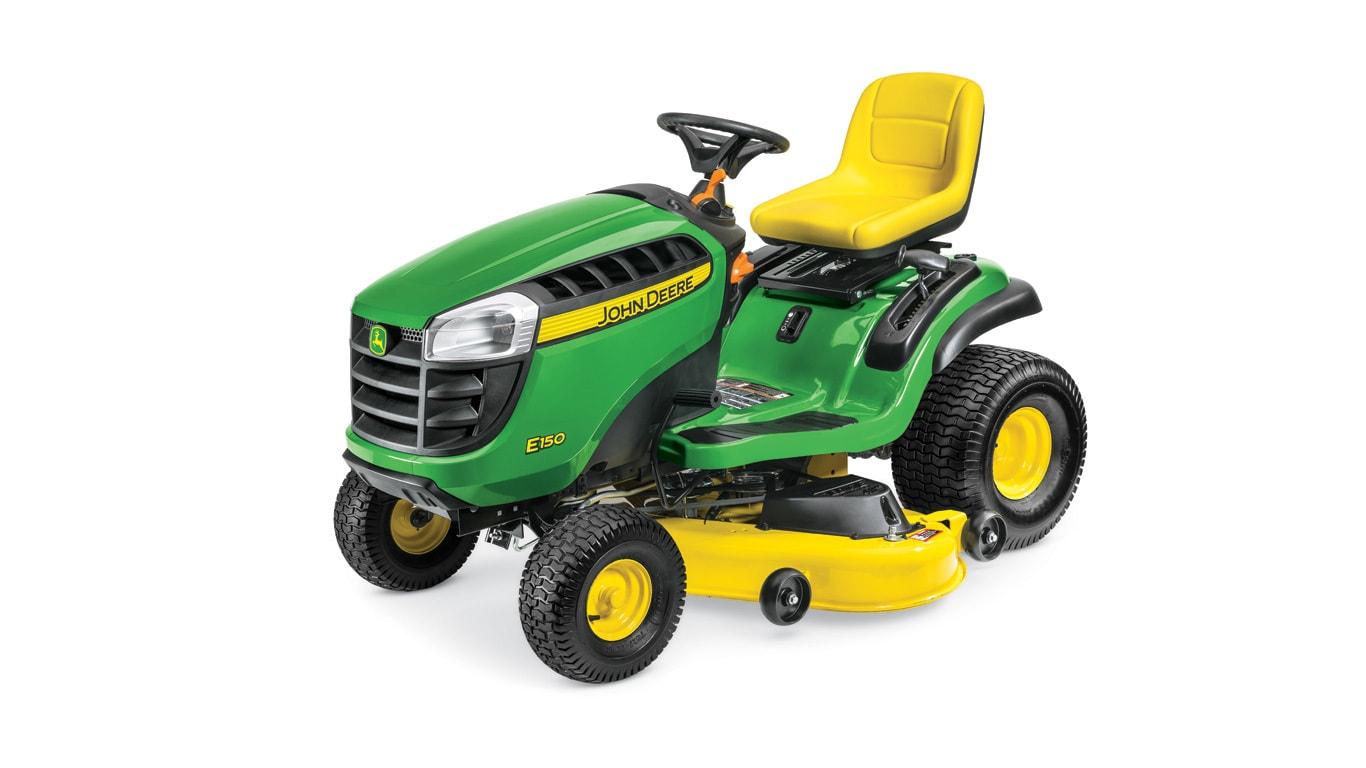 Lawn Tractor E150 22 Hp John Deere Ca