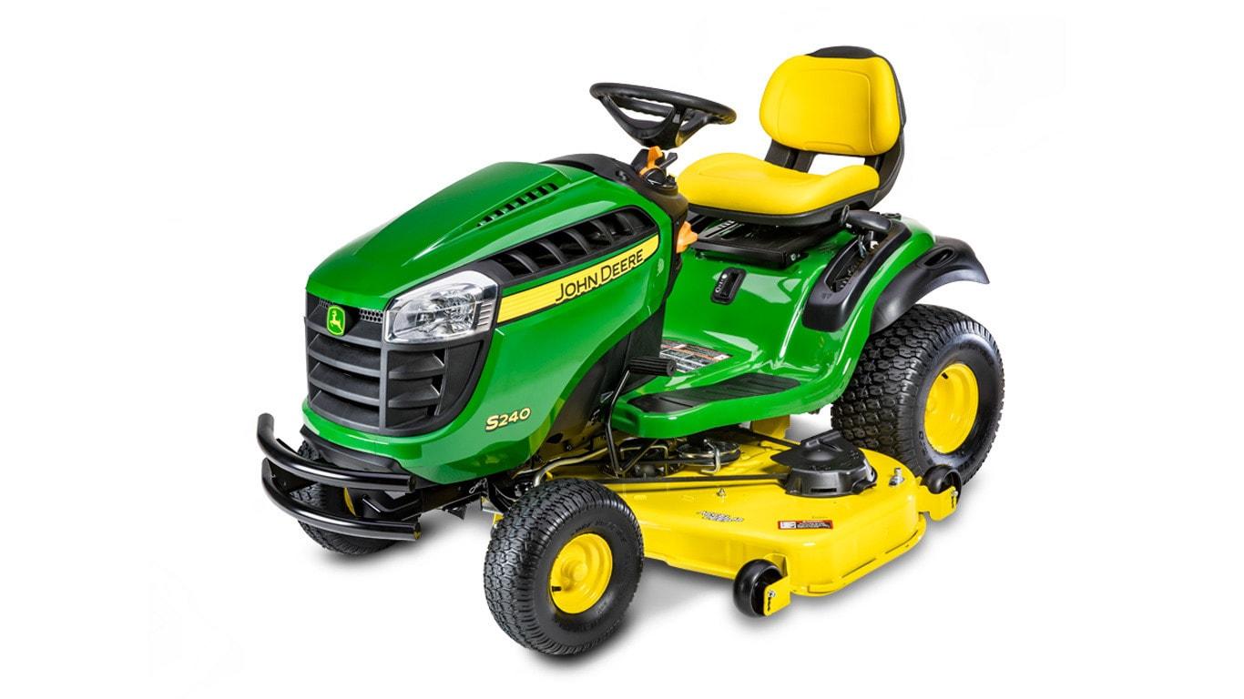 John Deere Lawn Tractor : Lawn tractors riding mowers john deere ca