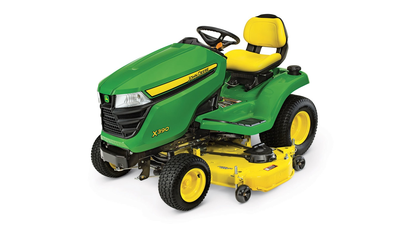 X8 Select Series Lawn Tractor  X8, 8-in. Deck  John Deere CA