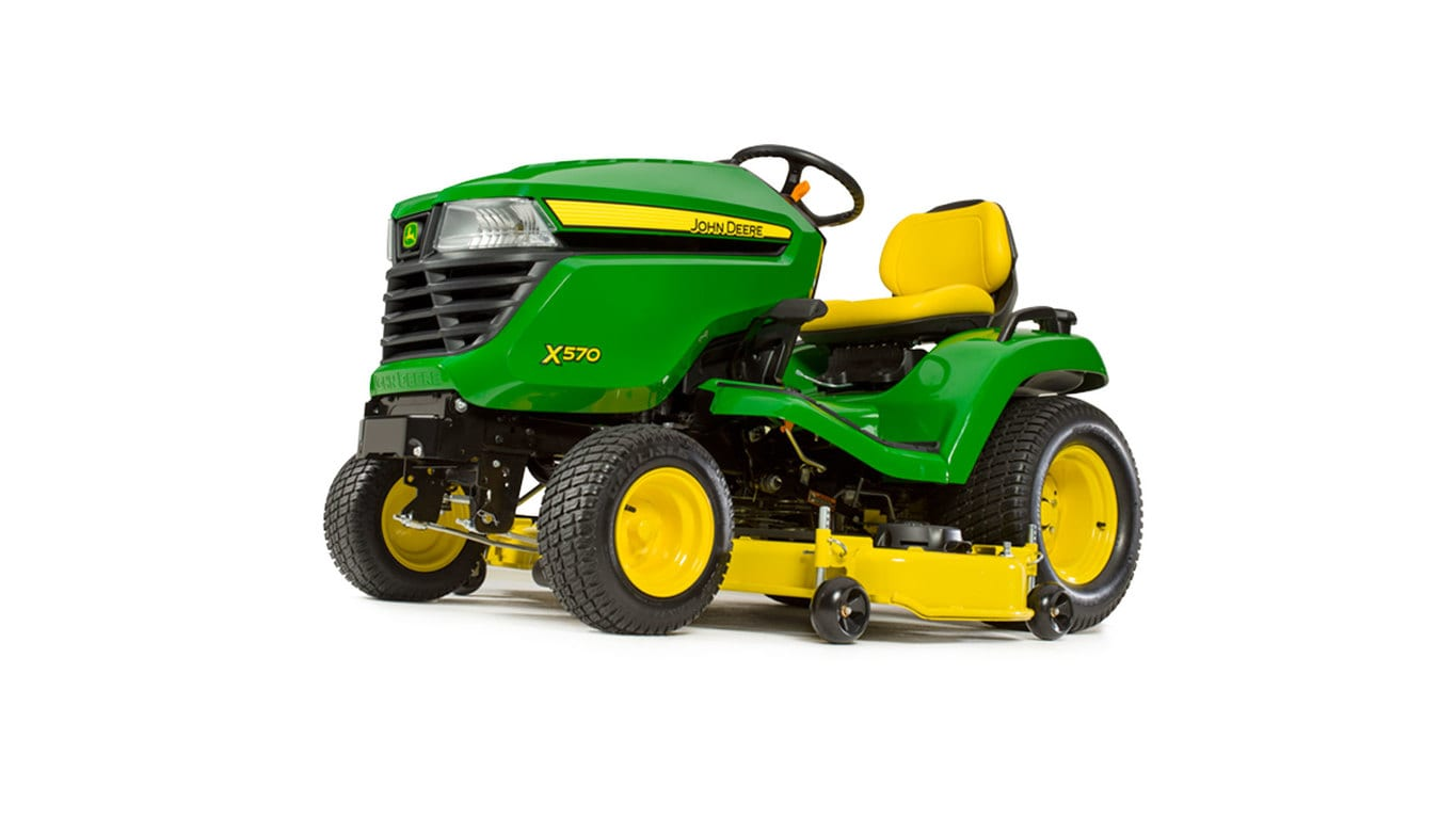 X500 Select Series Lawn Tractor | X570, 48-in  Deck | John