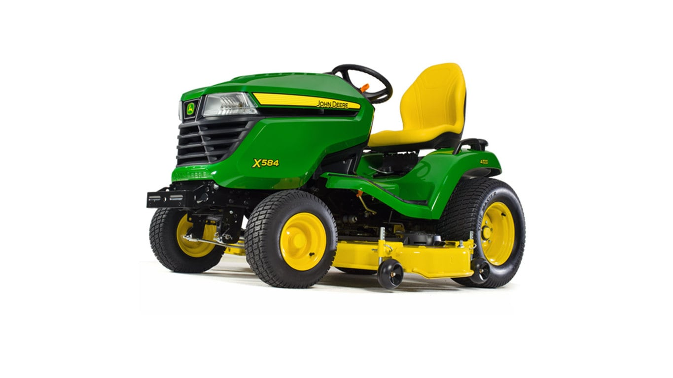 X584Lawn Tractor with 48- or 54-in. Deck