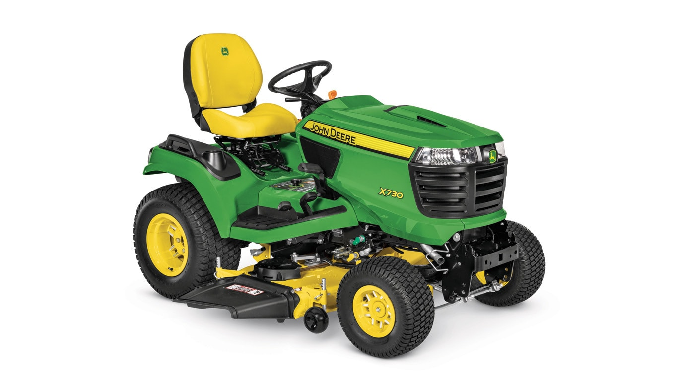 Riding Lawn Mower | X730 | John Deere CA