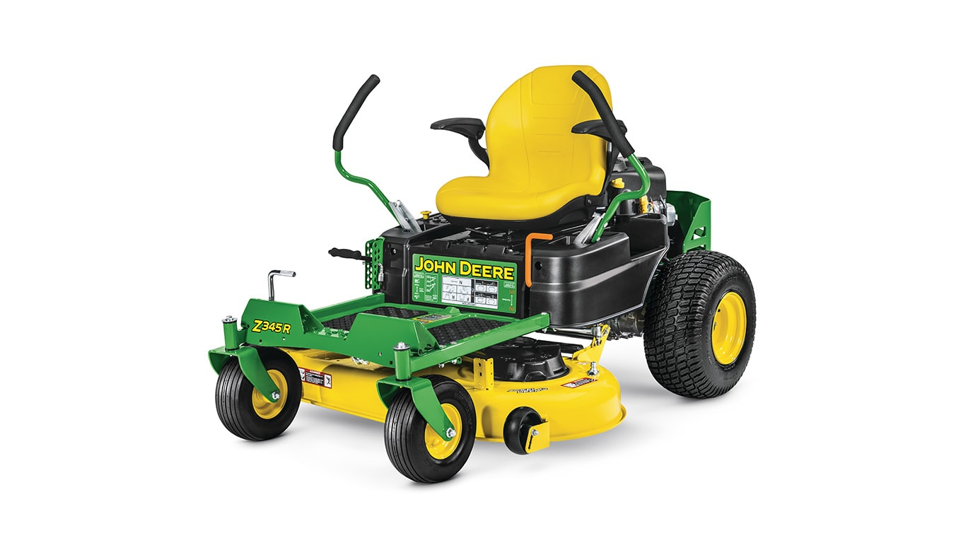 Residential ZTrak™ Mowers | Z345R 42-in. Deck | John Deere CA on