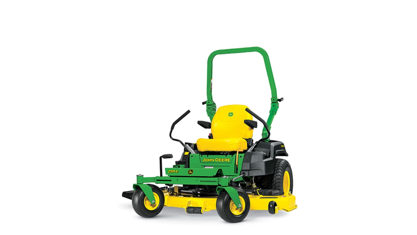 Studio image of Z515E, 60-in. zero-turn mower