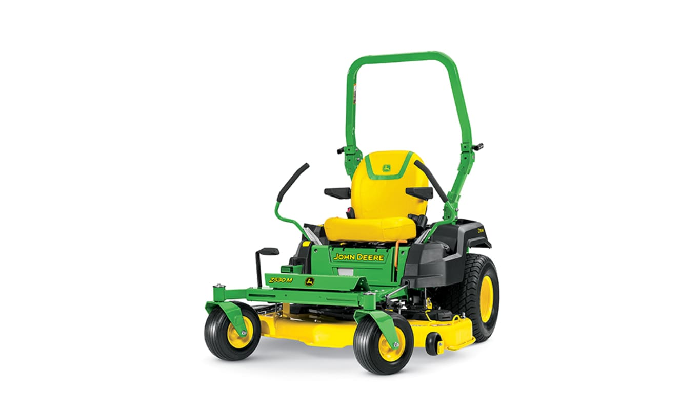 Studio image of Z530M, 48-in. zero-turn mower