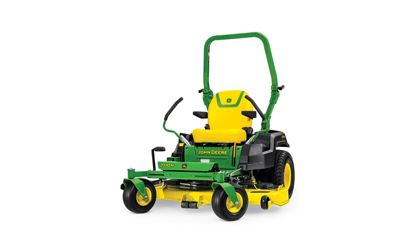 Studio image of Z530M, 54-in. zero-turn mower