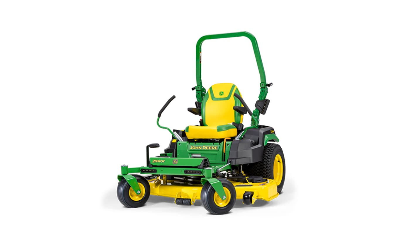 Studio image of Z530R, 54-in. zero-turn mower