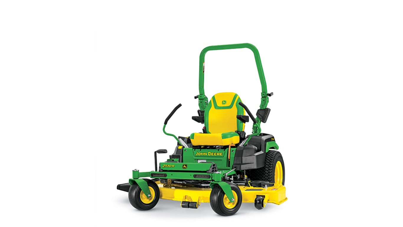 Studio image of Z530R, 60-in. zero-turn mower