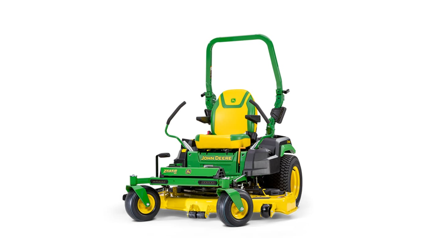Studio image of Z545R, 54-in. zero-turn mower