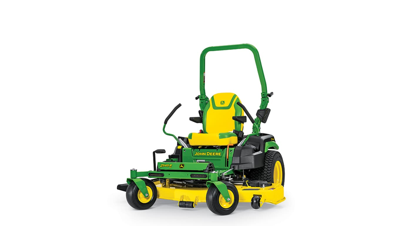 Studio image of Z545R, 60-in. zero-turn mower