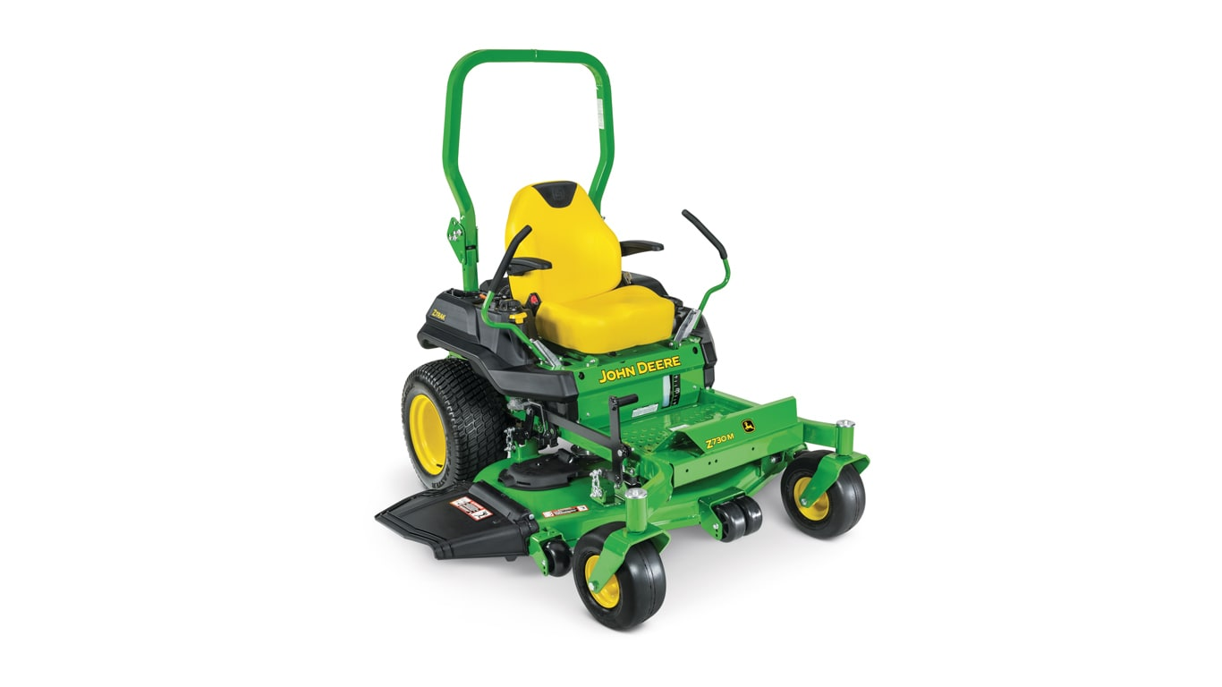 studio image of the Z730M ZTrak™ mower