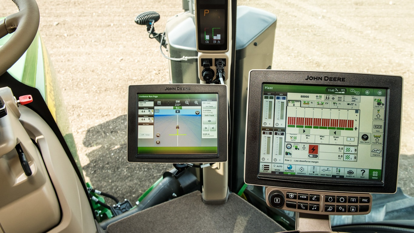 Guidance Starfire 6000 Receiver With Sf1 John Deere Ca