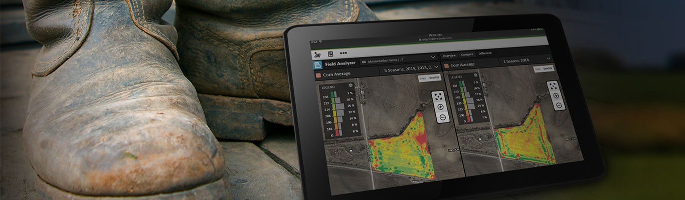 View the Basics of Precision Ag