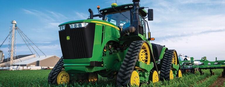 6 Wheel Drive Tractor : John deere tractors four wheel drive track ca
