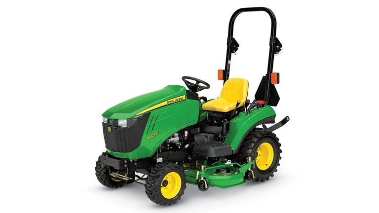 Low Monthly Payments on E Series Tractors†