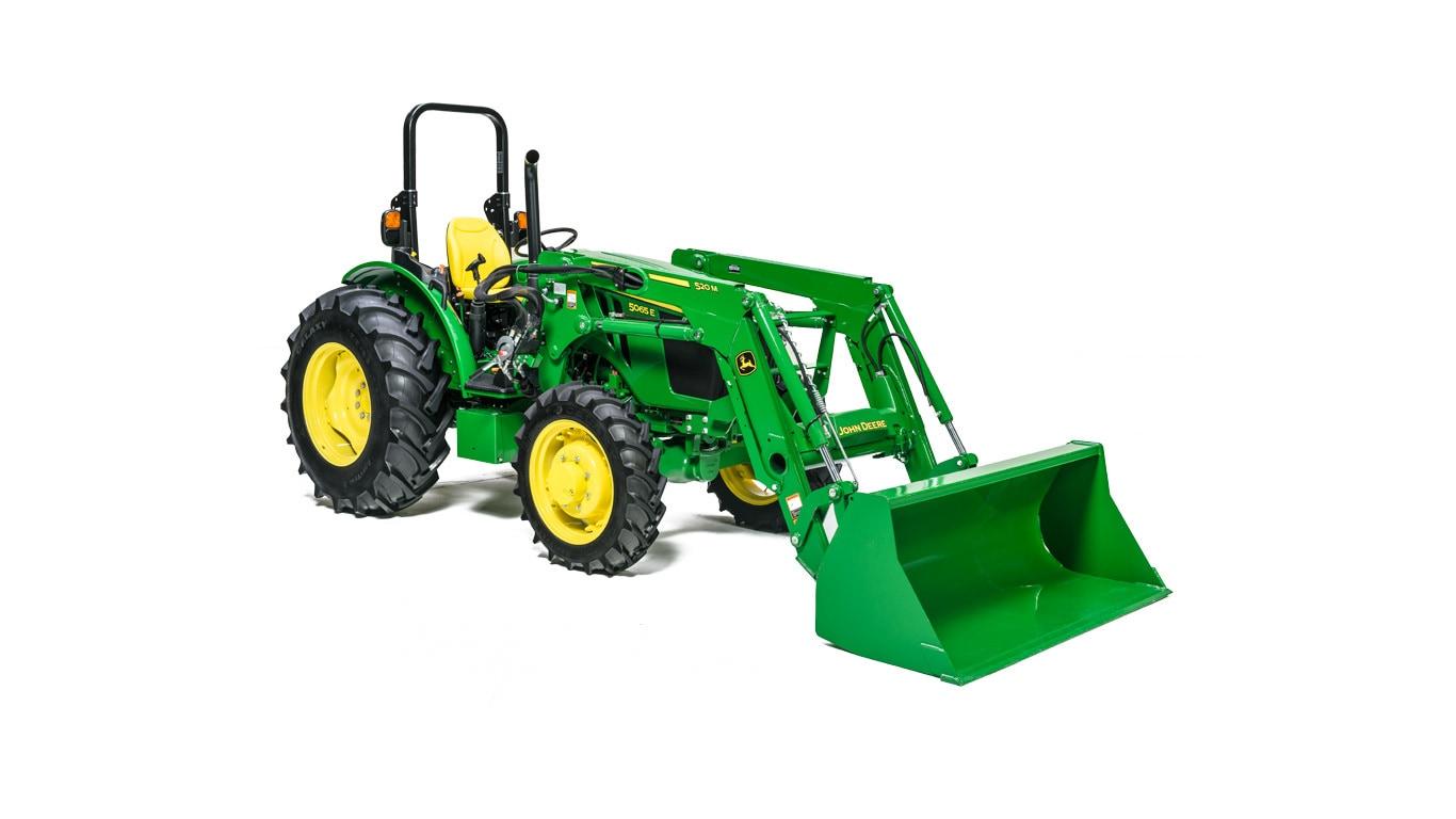 5065EUtility Tractor