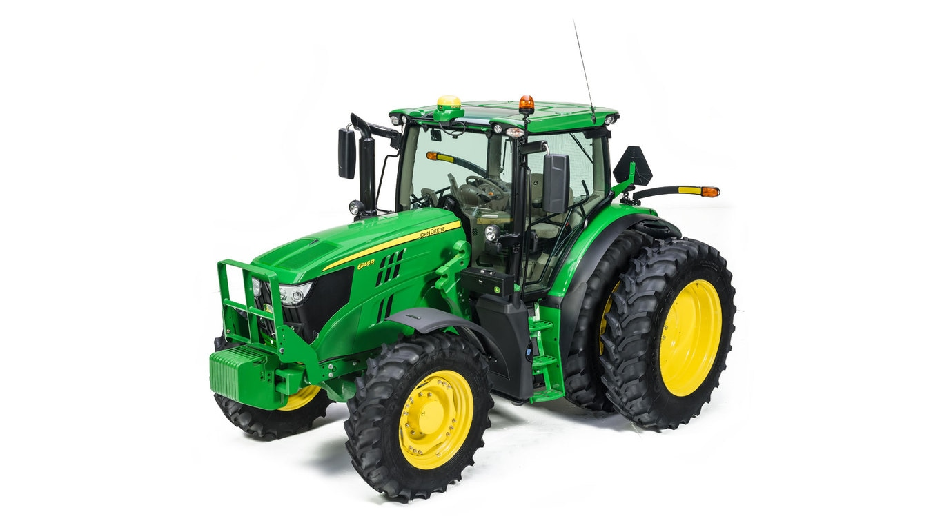6m 6r 140 155 Hp Tractors For Sale John Deere Ca