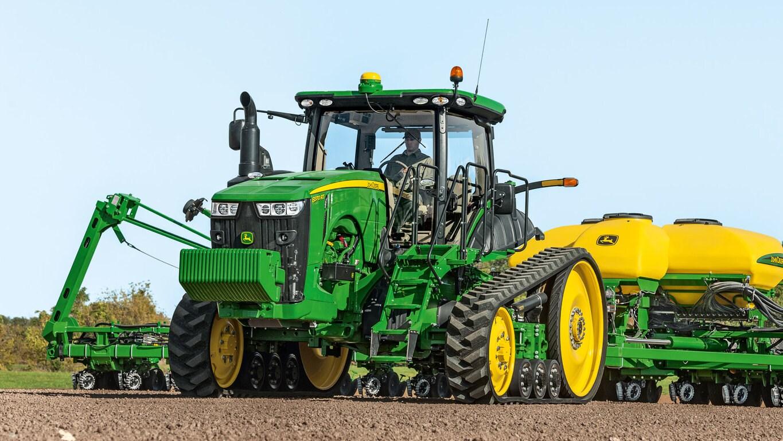 Row Crop Tractors 8320rt John Deere Ca 2355 Wiring Diagram 8320rttractor 320 Engine Hp