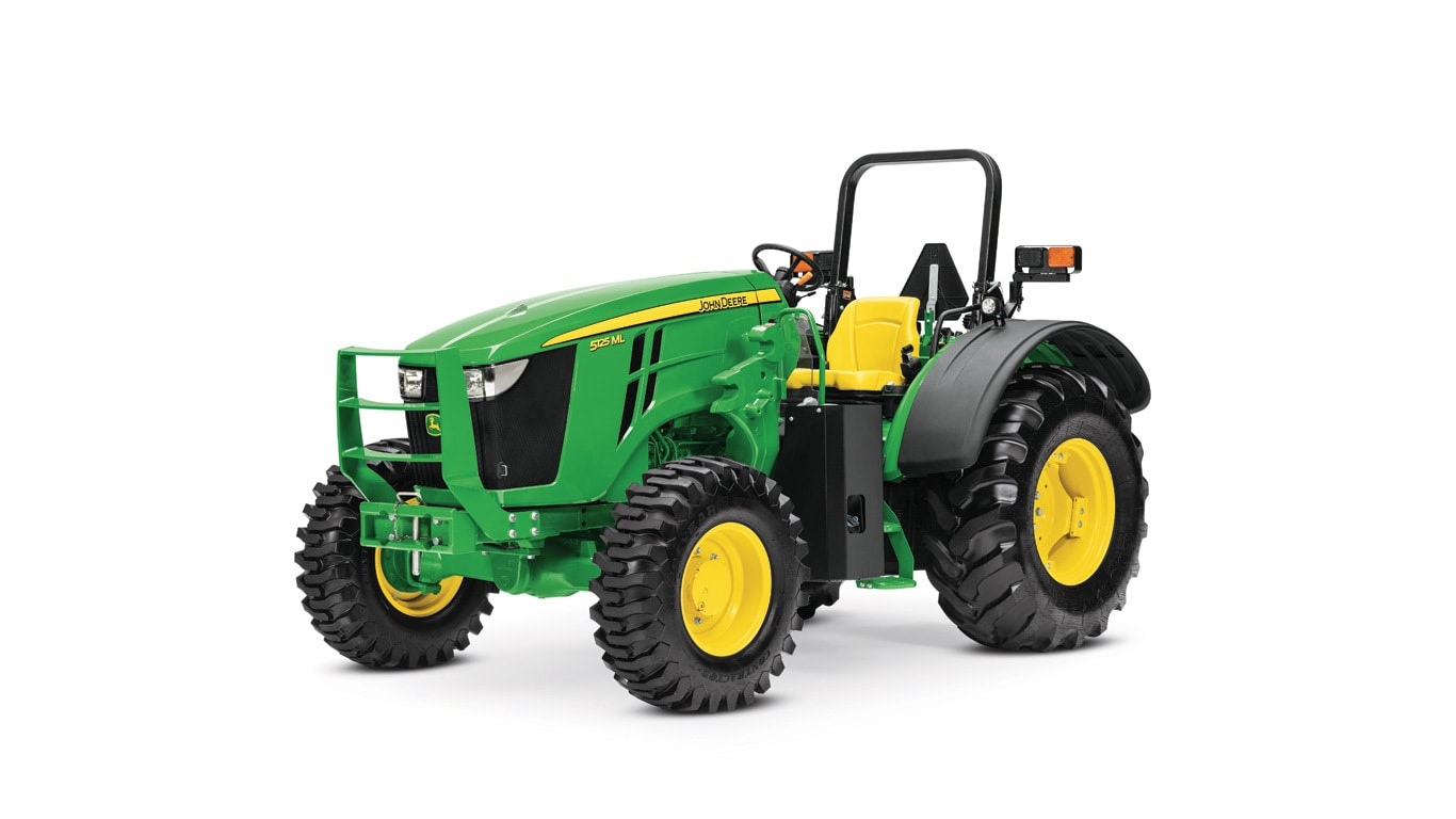 Low Profile Tractor : Specialty tractors ml low profile utility tractor
