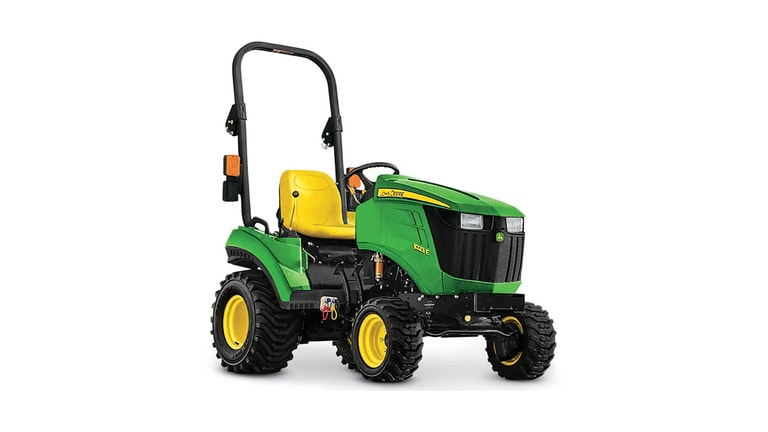 Low Monthly Payments on New John Deere E Series Tractors†
