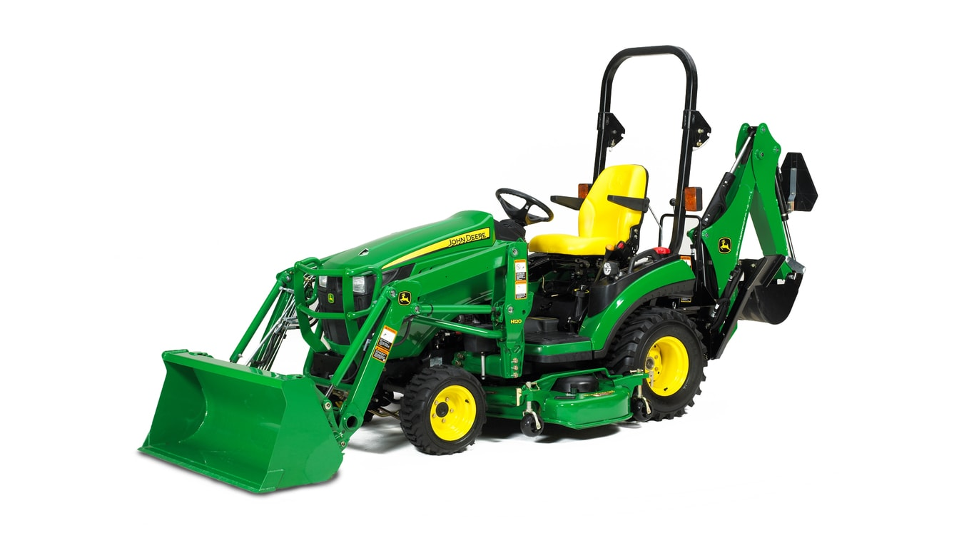 1 family Sub Compact Utility Tractor
