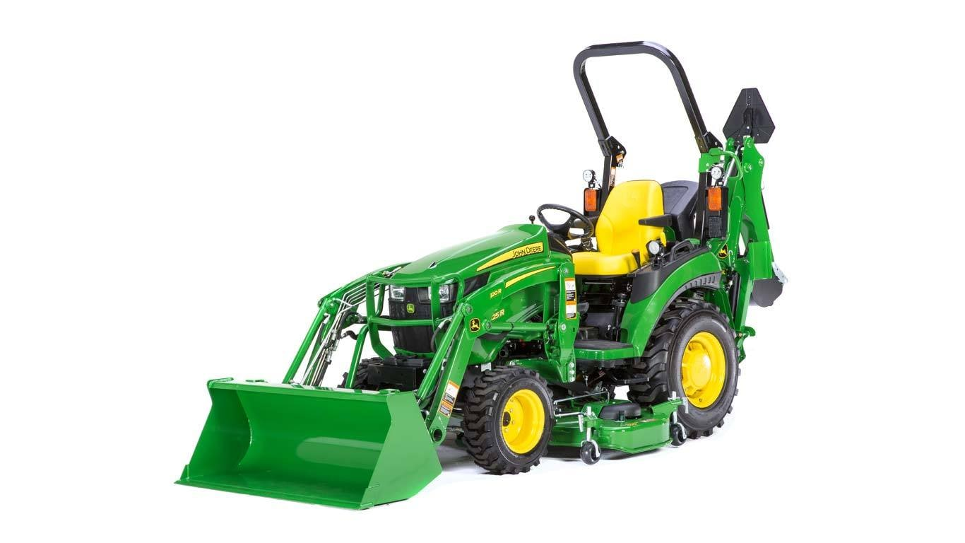 Compact Utility Tractor 2032r John Deere Ca