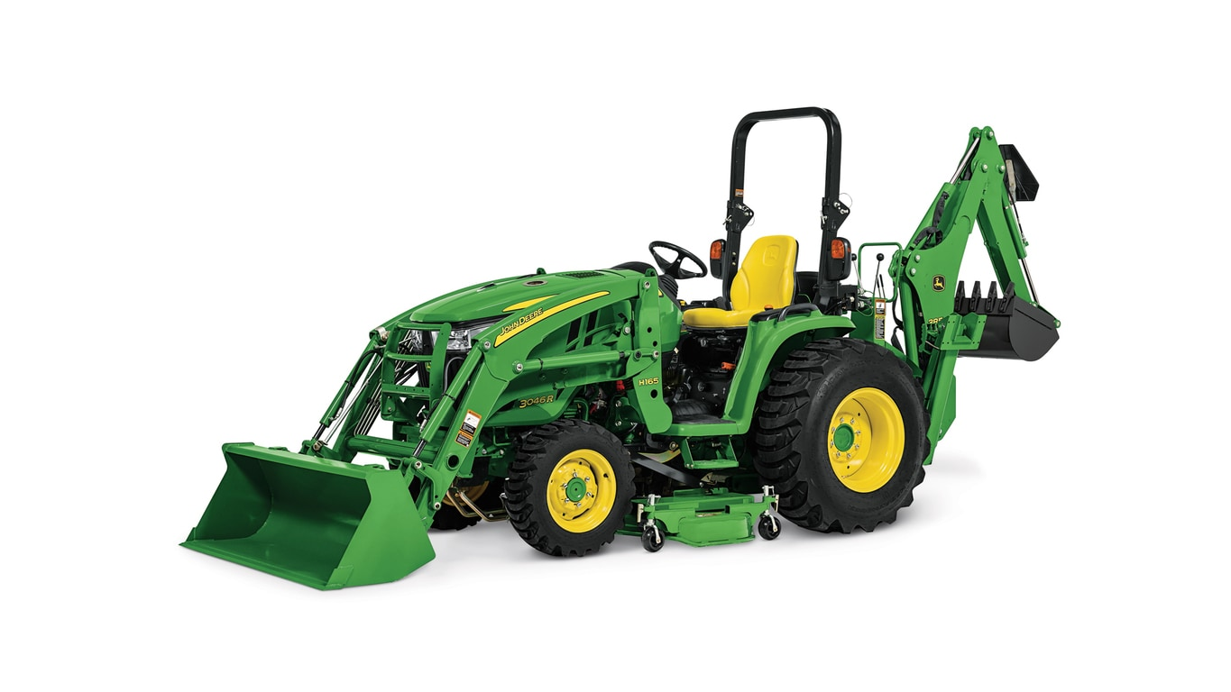 3046 Utility tractor