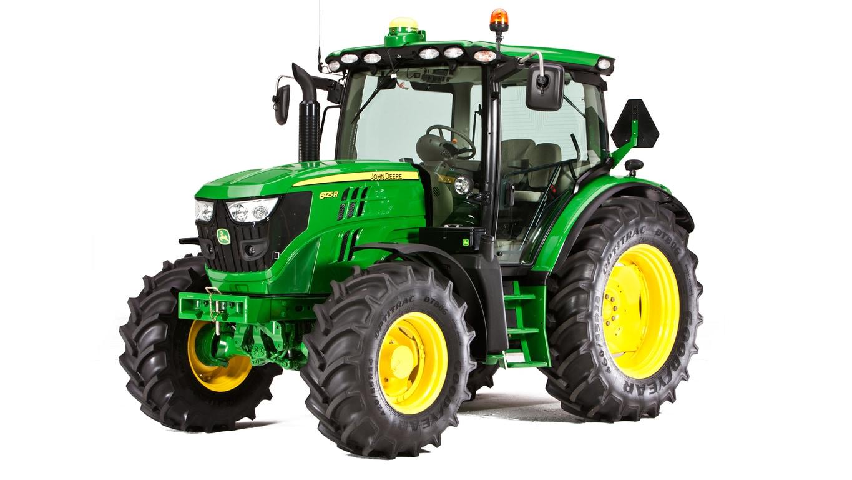 6m 6r 105 130 Hp Tractors For Sale John Deere Ca