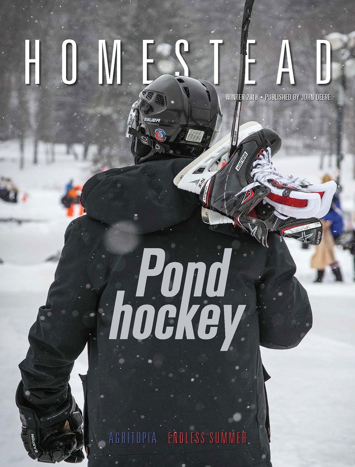 Homestead - Fall 2018 Issue
