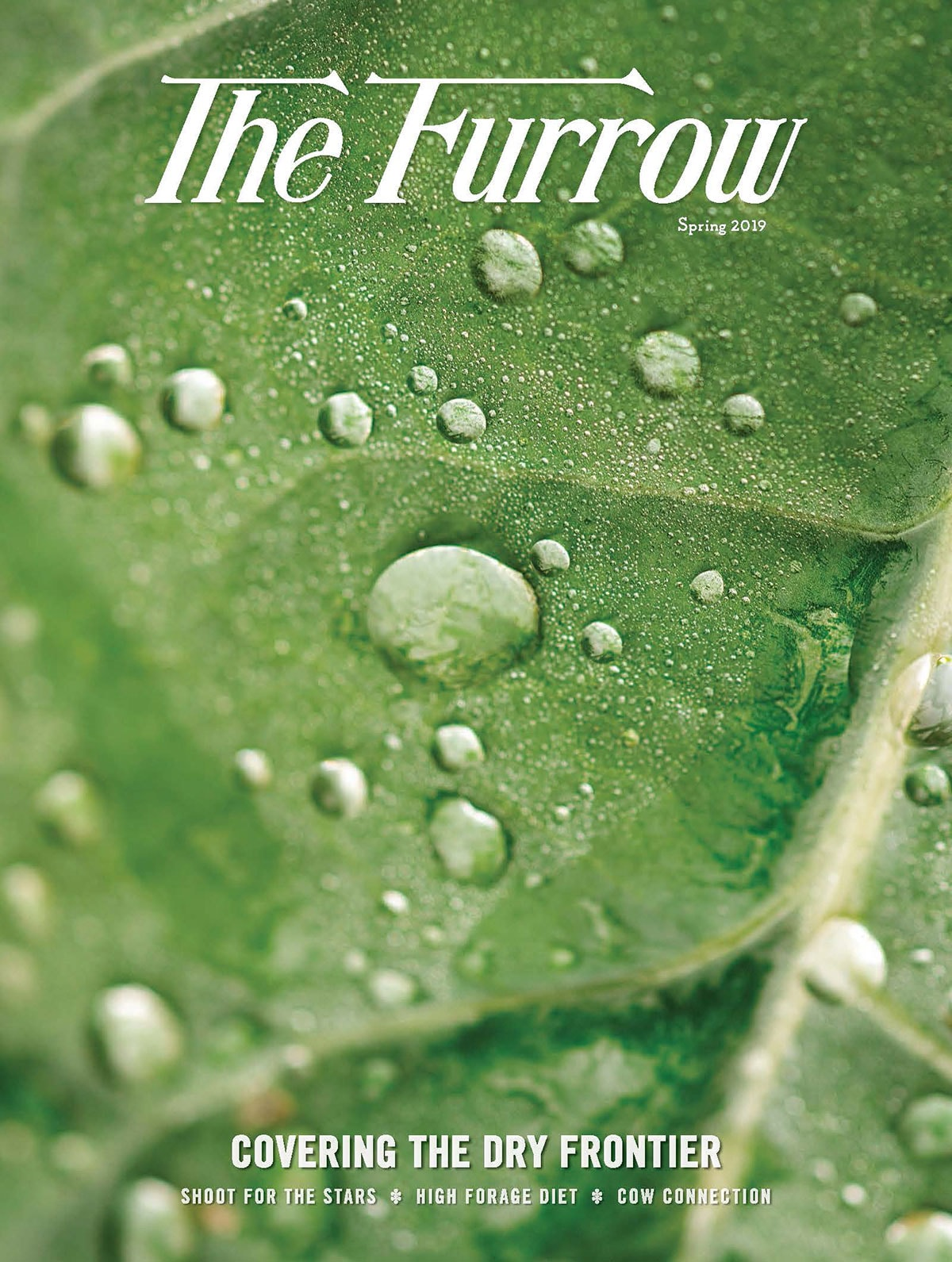 The Furrow - Spring 2019 Issue