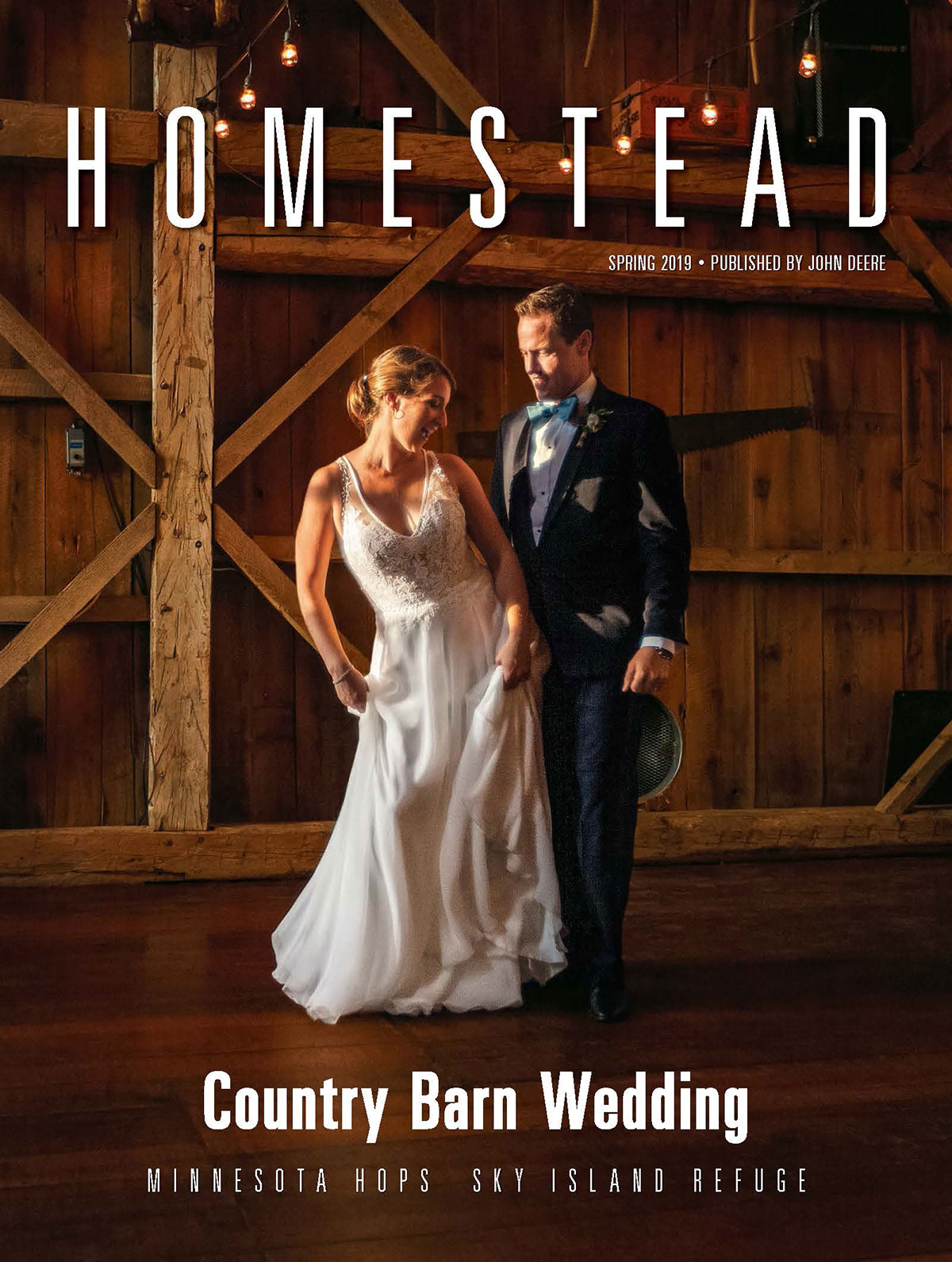 Homestead - Spring 2019 Issue