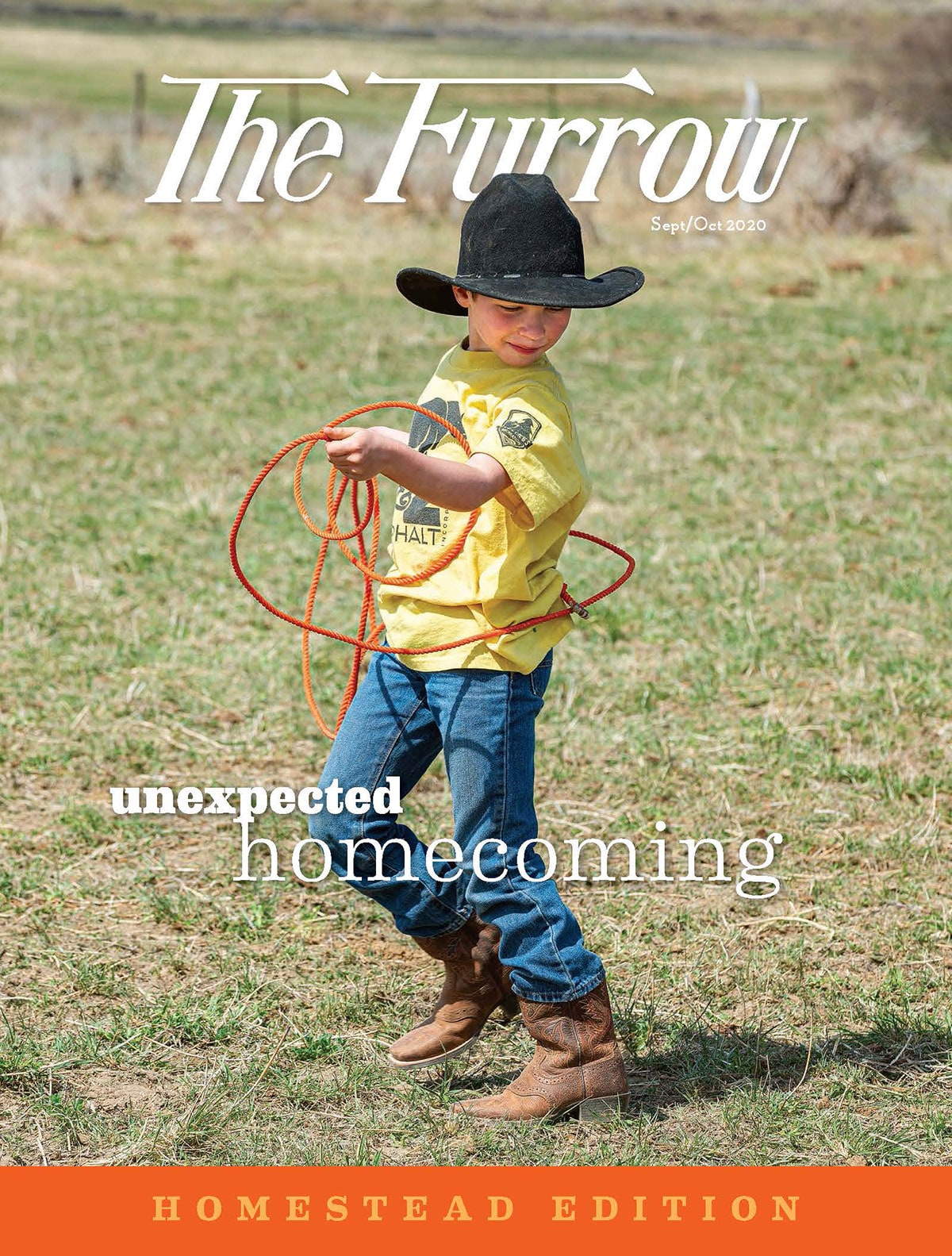 The Furrow - Sept/Oct 2020 Issue