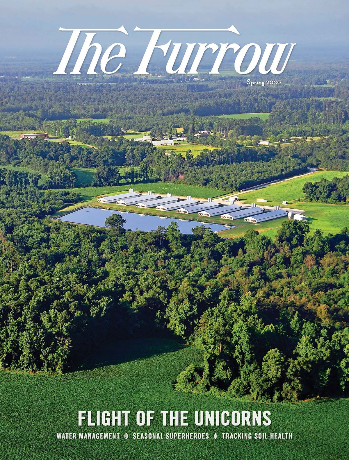 The Furrow - Spring 2020 Issue