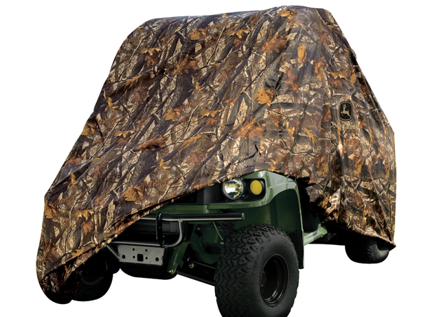 John Deere Vehicle Cover Cab Rops Camo For Gator