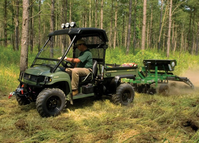John Deere Frontier Food Plot Seeder For Gator Utility