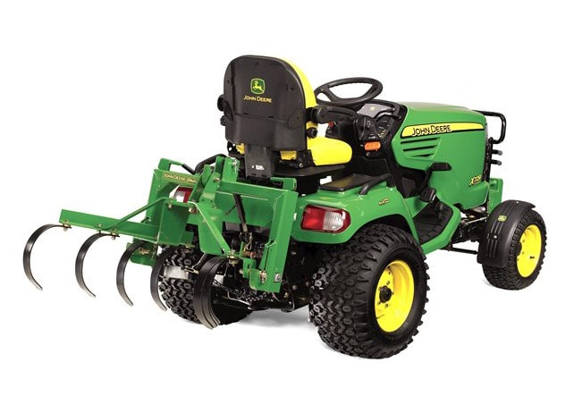 John Deere Category 1 3 Point Hitch Cultivator Gardening Ground