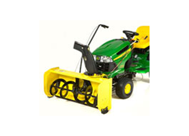 john deere 44 inch snow blower 100 series snow removal attachment