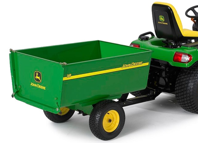 John Deere 18 Utility Cart Yard Amp Lawn Care Attachment