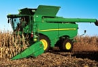 Follow the link to learn more about John Deere Combines