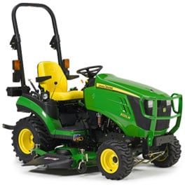 Follow link to view the 1025R Sub-Compact Utility Tractor