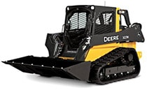 Click here to view compact track loaders