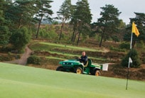 Follow the link to learn more about John Deere Golf Rewards.