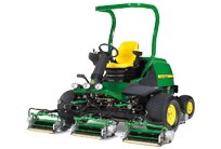 Follow the link to the E-Cut Hybrid Mowers page