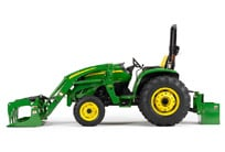 6M Series tractor with loader